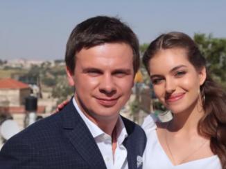 Дмитрий Комаров женился