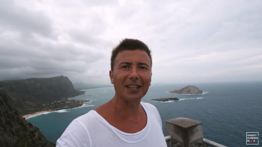 Андрей Буренок - блогер