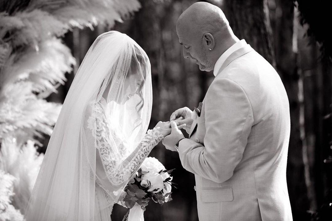 Свадьба Насти Каменских