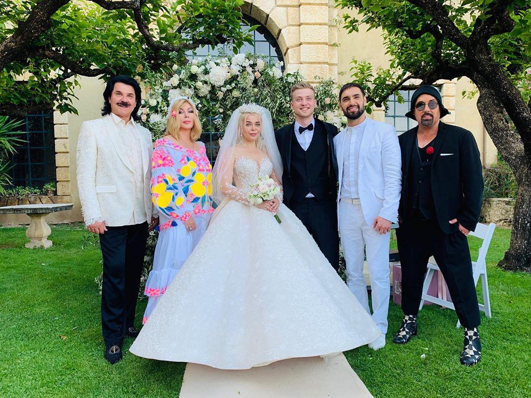 Свадьба Алины Гросу 2019