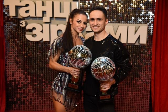Игорь Ласточкин и Илона Гвоздева в танцах 2018