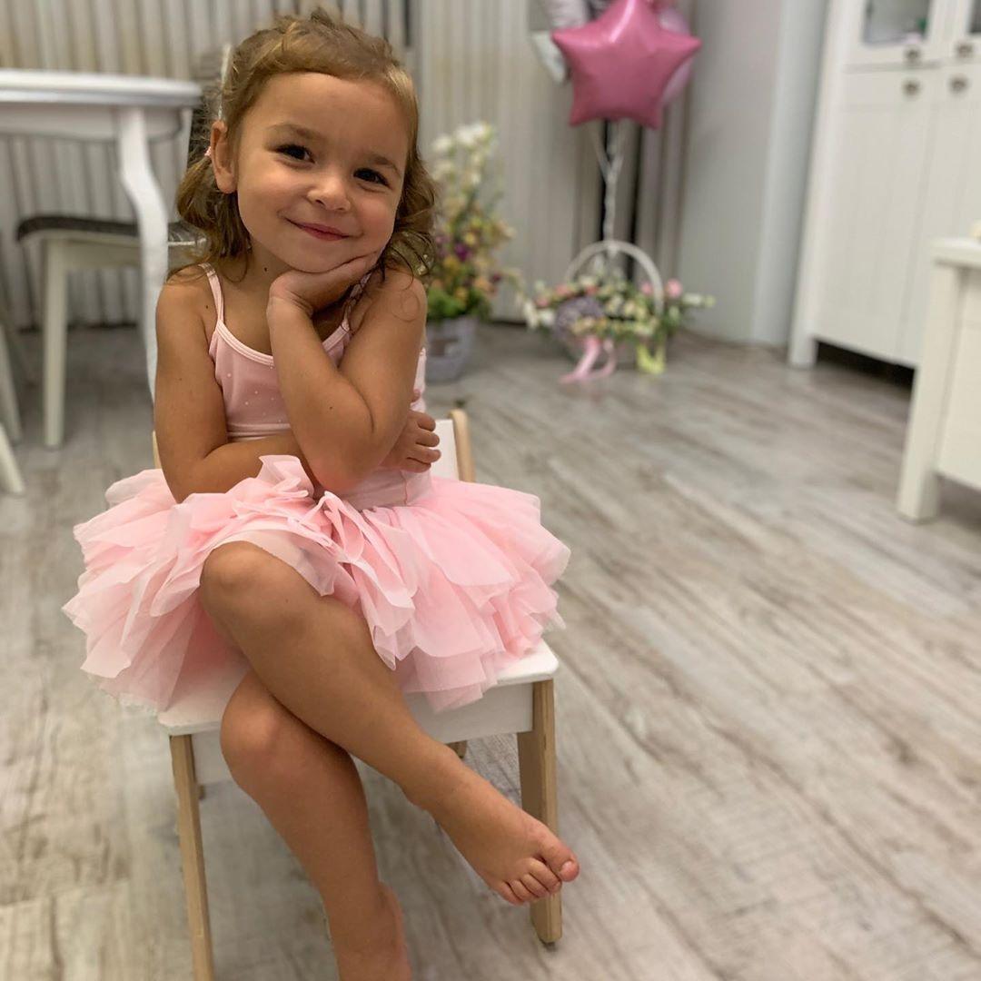 Виталия - дочь Илоны Гвоздевой