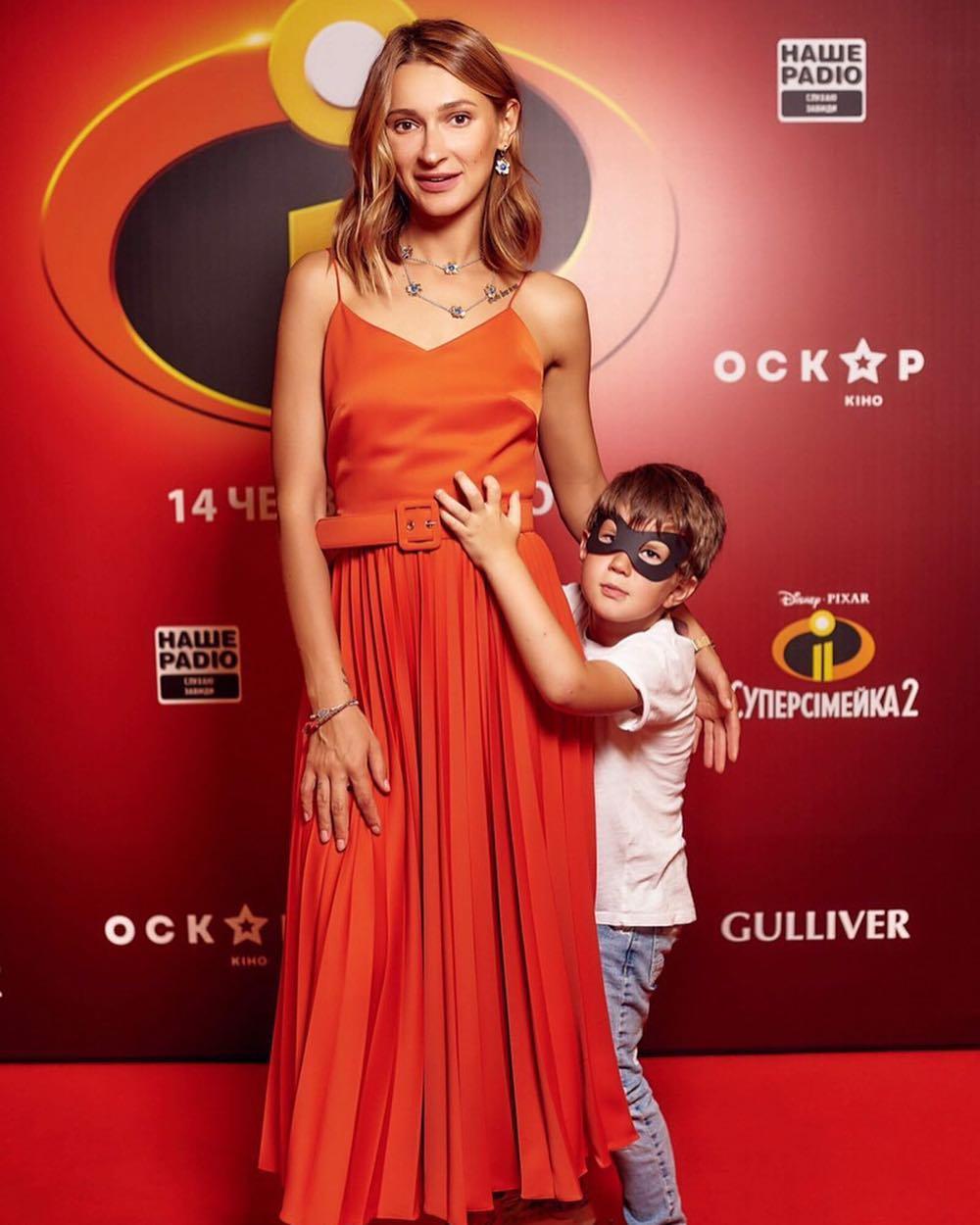 Татьяна Решетняк с сыном | ТакХочу