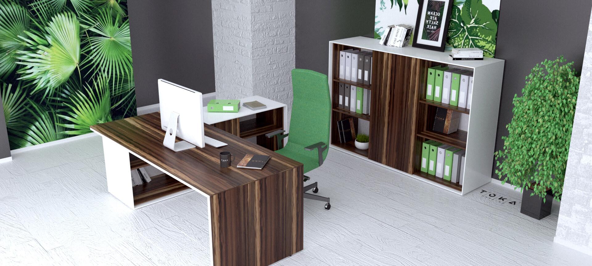 Выираем мебель в кабинет руководителя