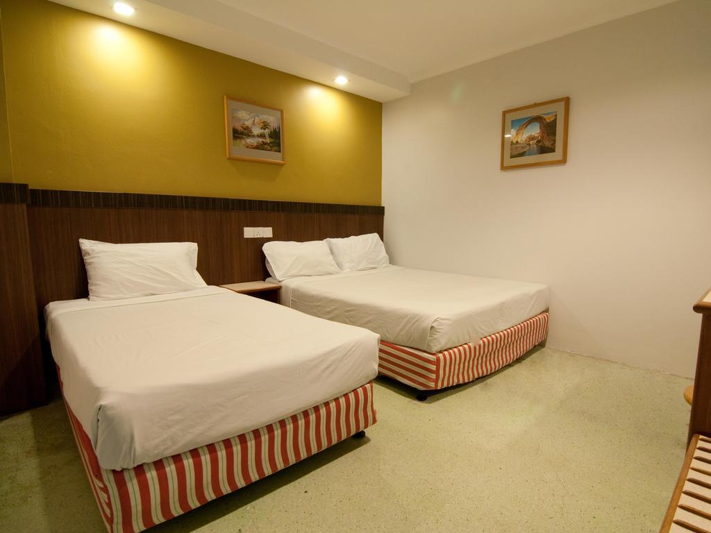 Номер в отеле в Куала-Лумпур