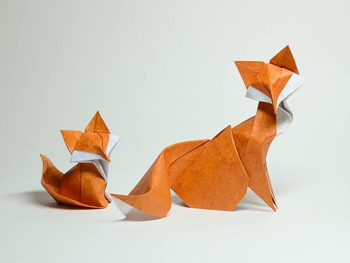 Оригами - отличный способ увлечь ребенка